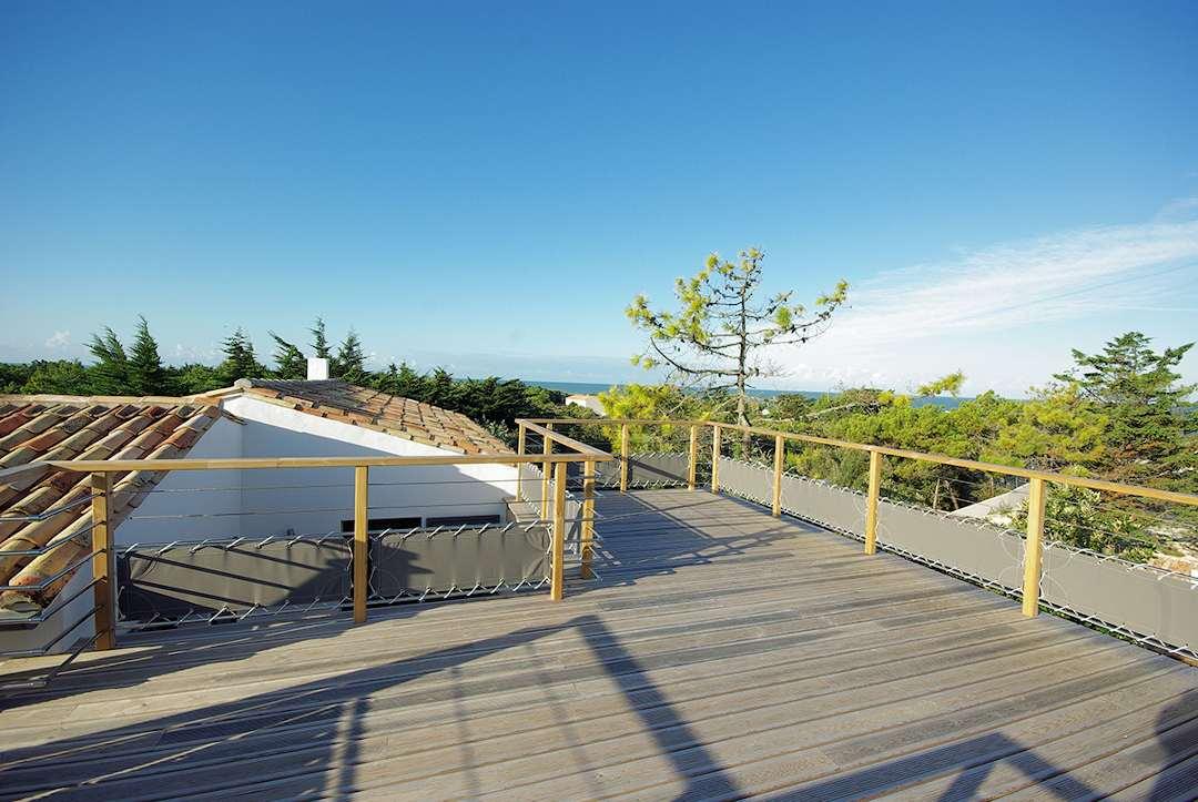 location maison 6 personnes vue sur mer île d'Oléron